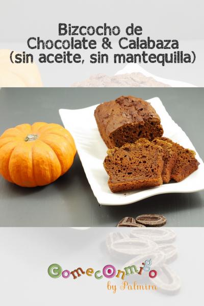 Bizcocho de Chocolate y Calabaza Potimarron2