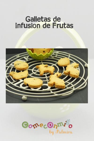 Galletas de infusión de frutas