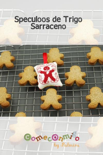 Speculoos de Sarraceno