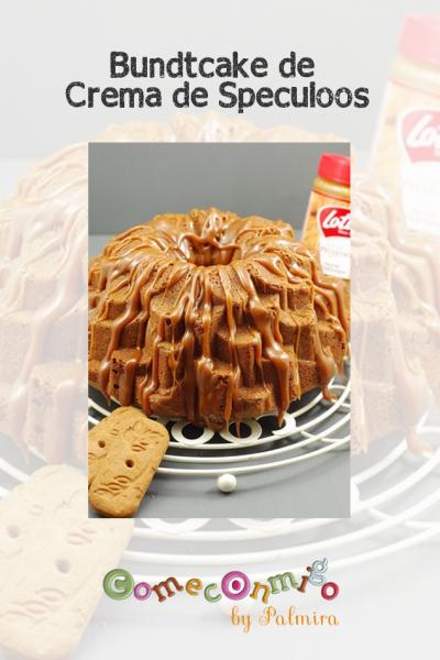 Bundtcake de Crema de Speculoos