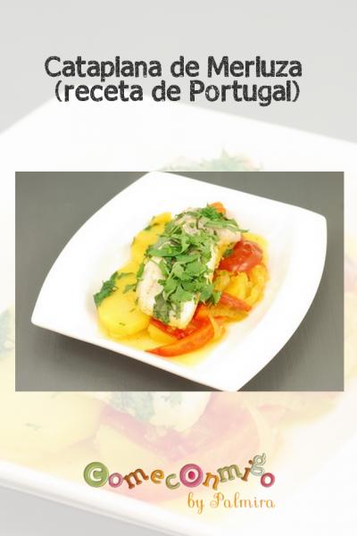 Cataplana de Merluza (receta de Portugal)