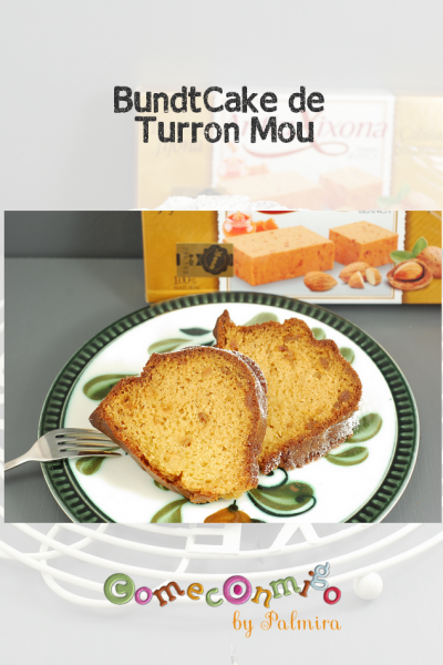 BundtCake de Turron mou