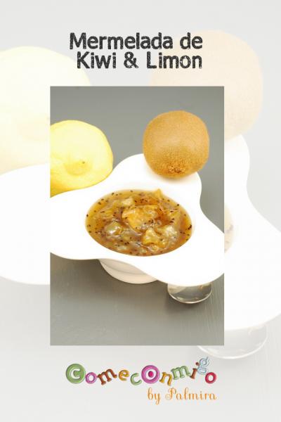 Mermelada de Kiwi & Limon