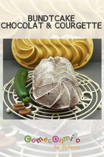 BUNDTCAKE CHOCOLAT & COURGETTE