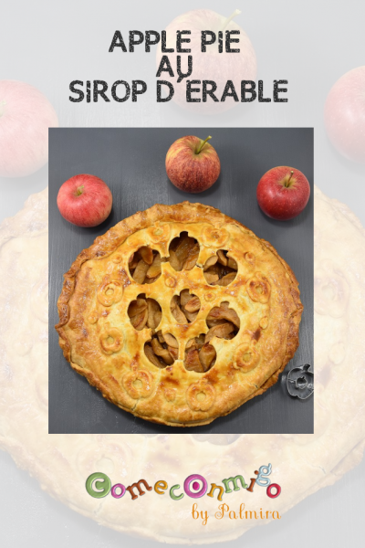 APPLE PIE AU SIROP D'ERABLE