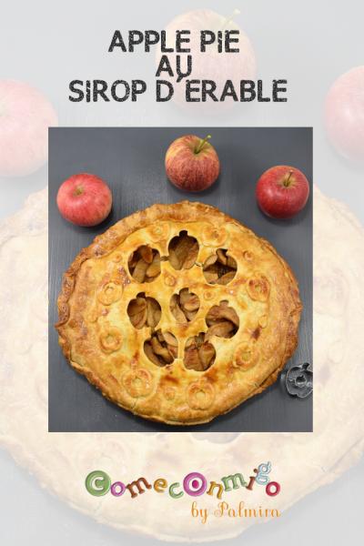 APPLE PIE AU SIROP D'ERABLE