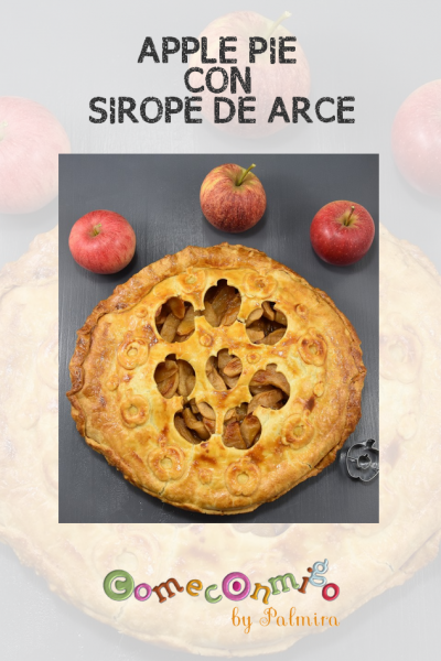 APPLE PIE CON SIROPE DE ARCE