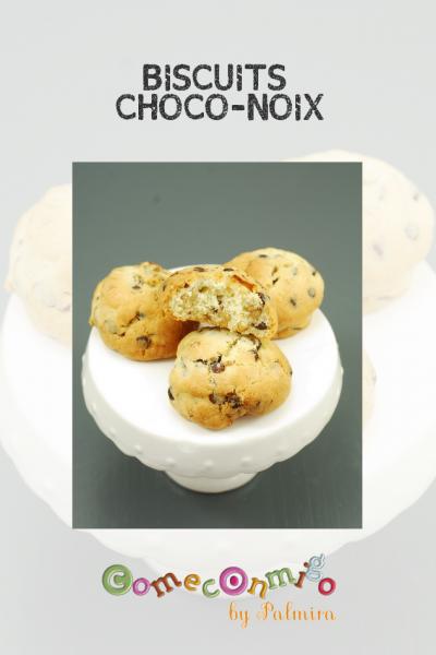 BISCUITS CHOCO-NOIX
