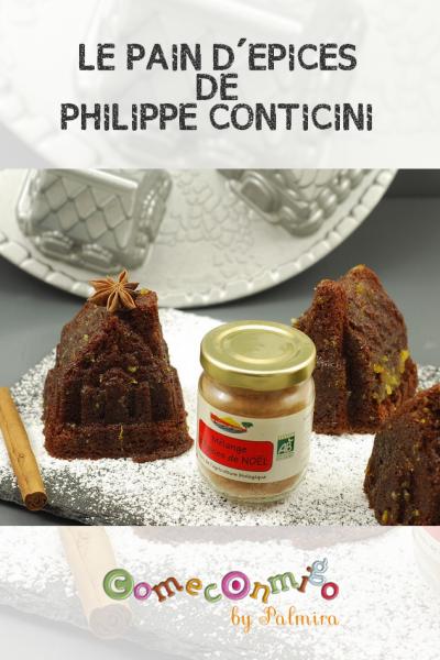 LE PAIN D'EPICES DE PHILIPPE CONTICINI