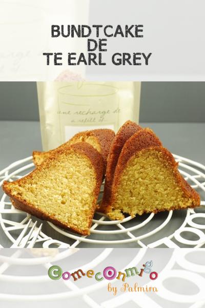BundtCake de Té Earl Grey