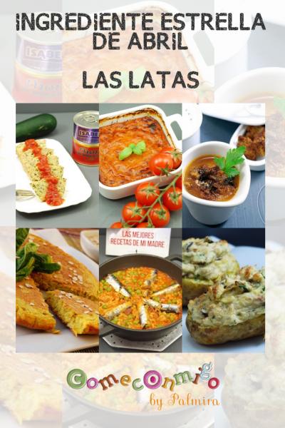 Ingrediente Estrella de Abril LAS LATAS