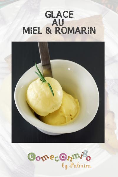 GLACE MIEL & ROMARIN