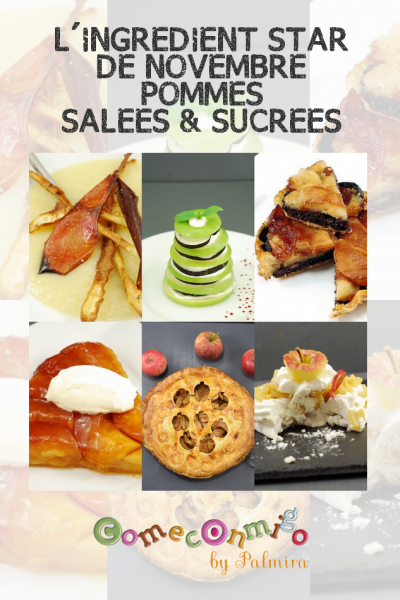 POMMES SALEES & SUCREES